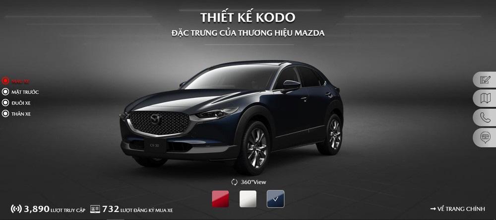 Mazda CX-30 gây sốt, giá hấp dẫn, đối thủ đáng gớm của Toyota Corolla Cross  - Ảnh 4.