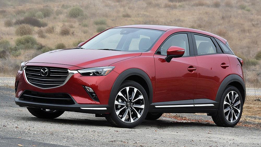Mazda CX-30 gây sốt, giá hấp dẫn, đối thủ đáng gớm của Toyota Corolla Cross  - Ảnh 5.