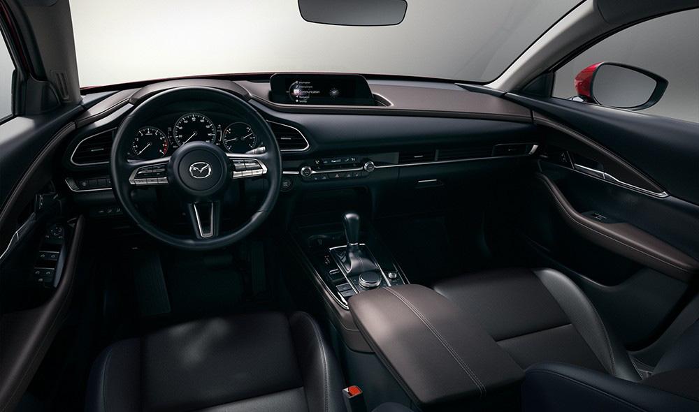 Mazda CX-30 gây sốt, giá hấp dẫn, đối thủ đáng gớm của Toyota Corolla Cross  - Ảnh 8.