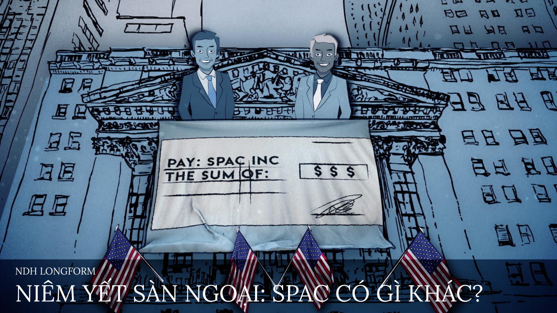 Niêm yết sàn ngoại: SPAC có gì khác? - Ảnh 1.