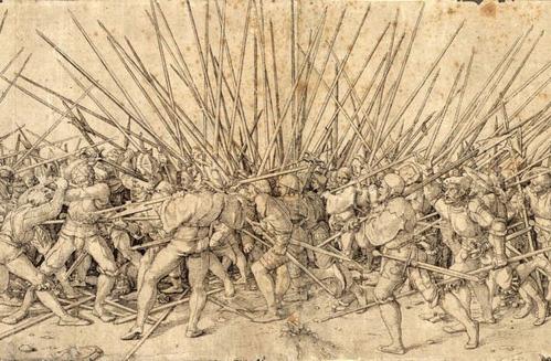 Trận đánh đẫm máu khiến Thụy Sĩ đứng trung lập suốt 500 năm - Ảnh 1.