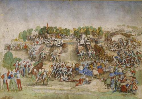 Trận đánh đẫm máu khiến Thụy Sĩ đứng trung lập suốt 500 năm - Ảnh 2.