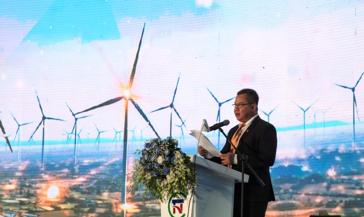"""Lãnh đạo Trung Nam Group nói gì về nhà máy điện gió """"khủng"""" nhất Việt Nam  - Ảnh 4."""