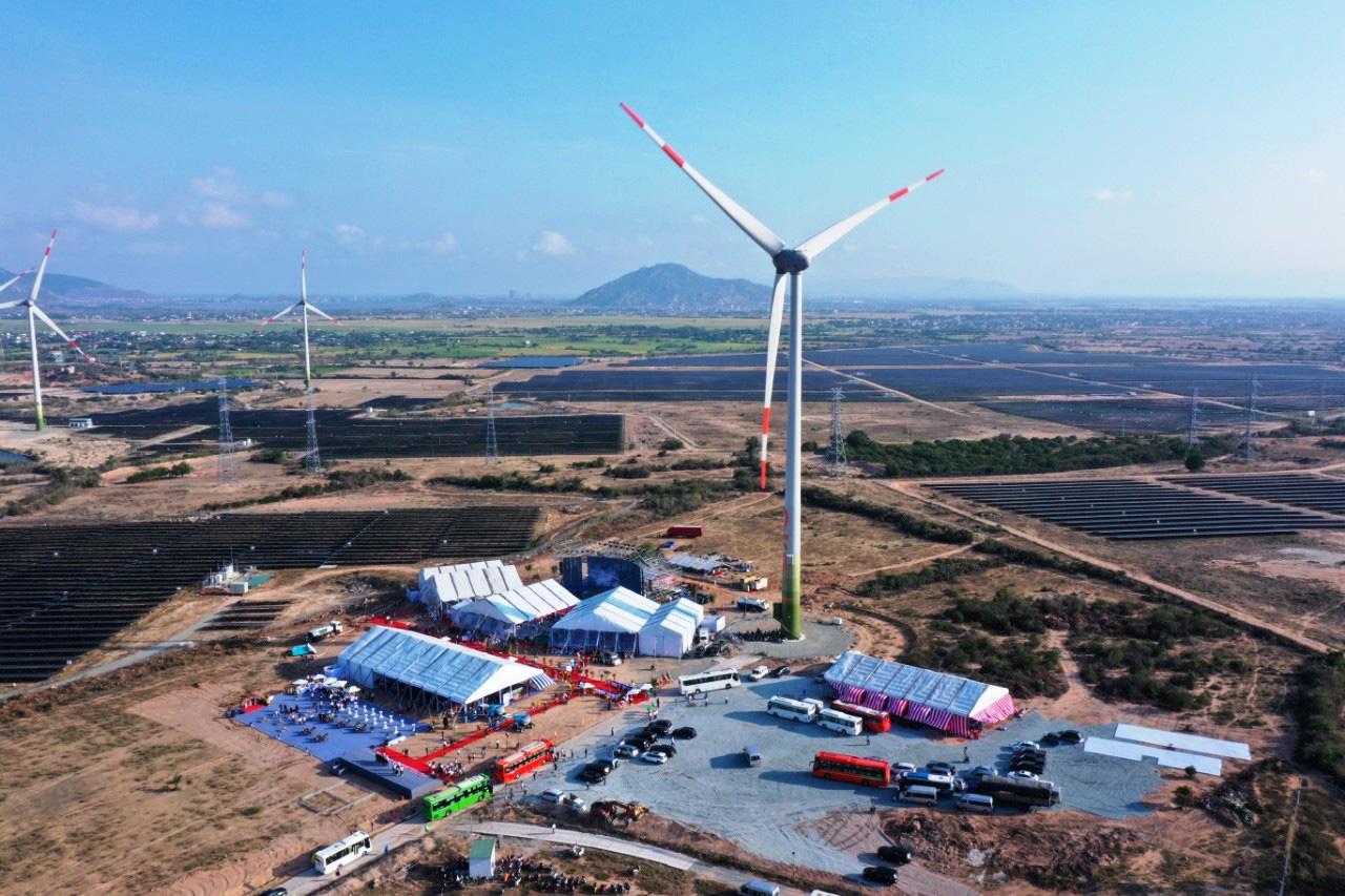 """Lãnh đạo Trung Nam Group nói gì về nhà máy điện gió """"khủng"""" nhất Việt Nam  - Ảnh 2."""