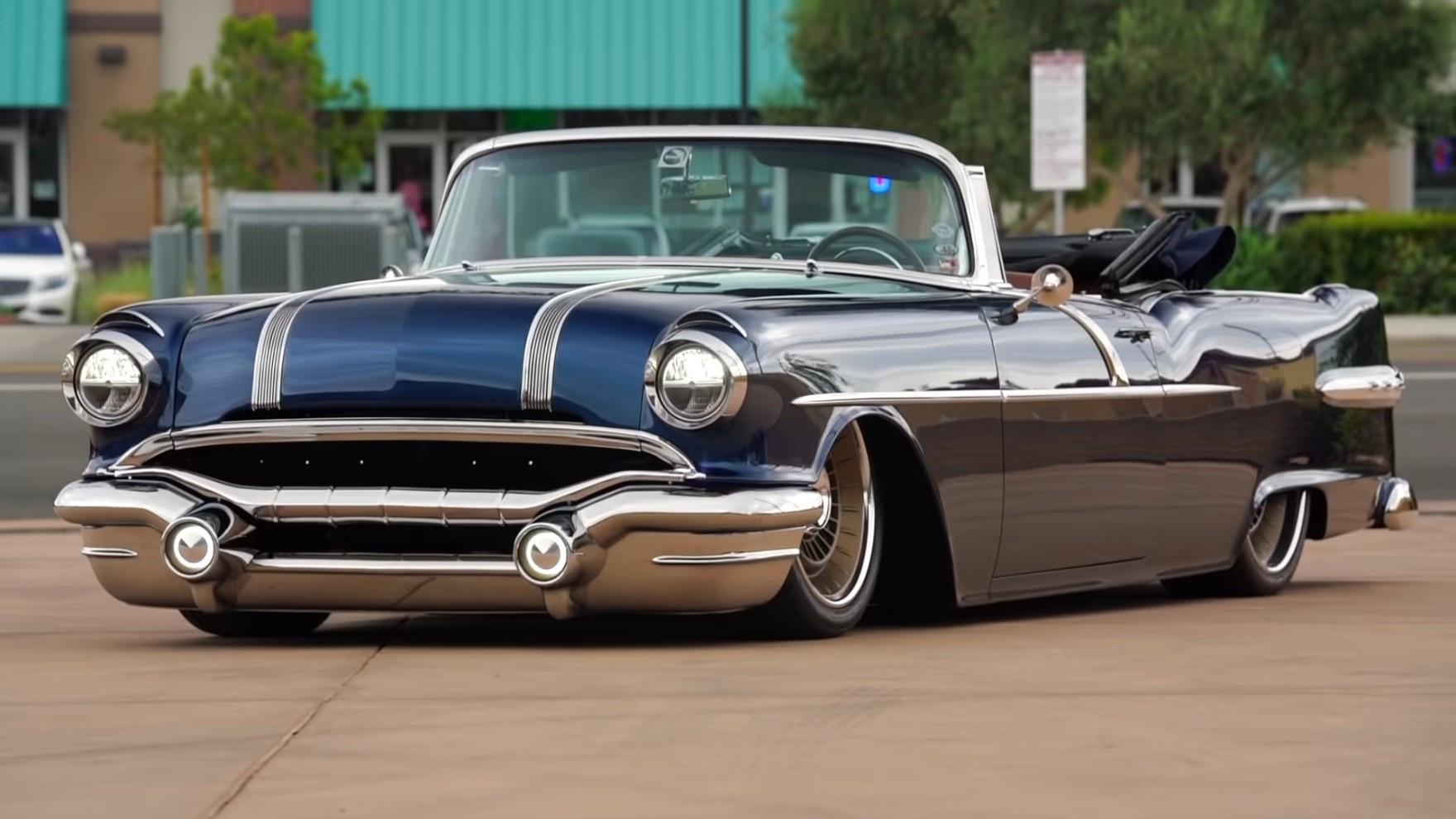 Pontiac Star Chief 1956 giá 1.000.000 đô la, bộ siêu tăng áp Whipple, lớp áo bất thường - Ảnh 3.