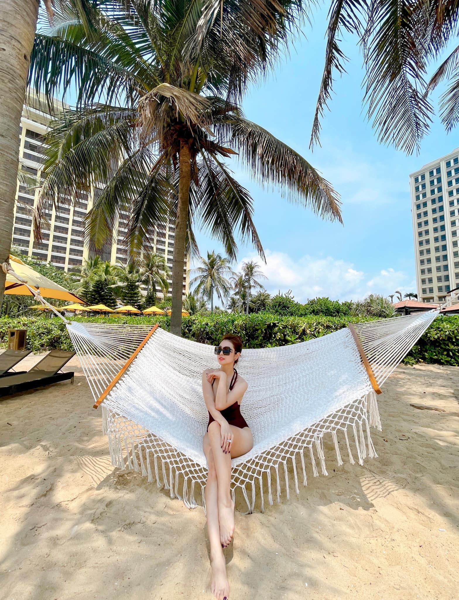 Hoa hậu Jennifer Phạm xinh đẹp rạng rỡ ở tuổi 36 - Ảnh 5.