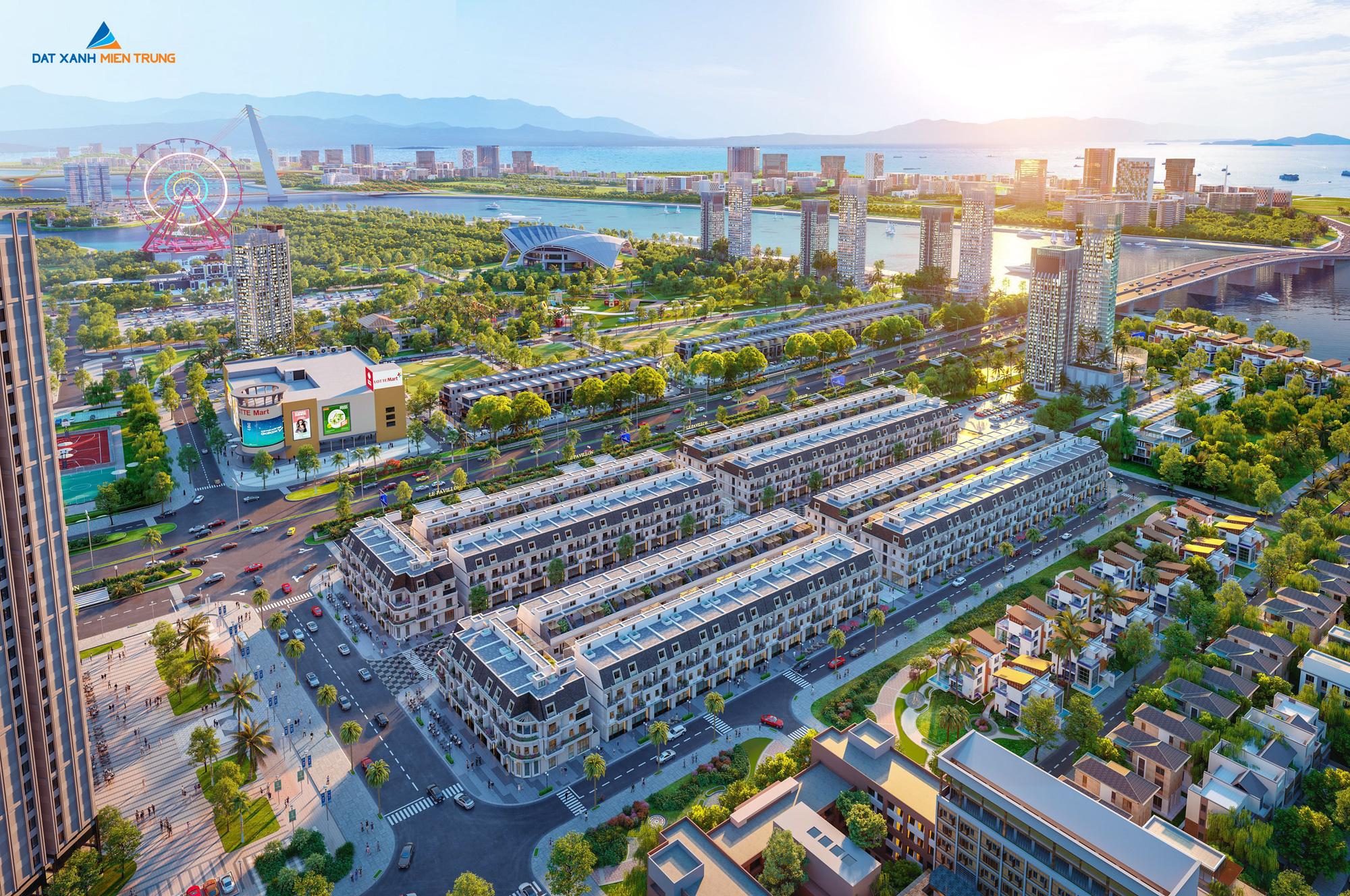 Từ hôm nay, Regal Pavillon Da Nang của Đất Xanh Miền Trung đủ điều kiện bán, cho thuê, thuê mua - Ảnh 1.