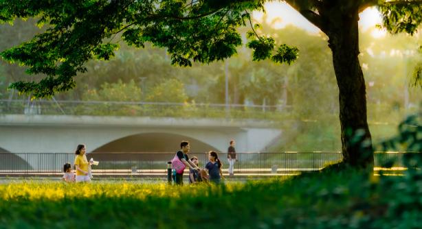 """Ecopark Marathon 2021 - Ngắm cung đường chạy giữa thiên nhiên """"siêu chất"""" trước giờ G - Ảnh 14."""