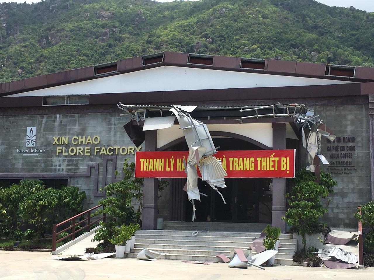 Nha Trang: Nhiều công trình xây dựng trái phép vẫn chưa tự nguyện tháo dỡ - Ảnh 1.