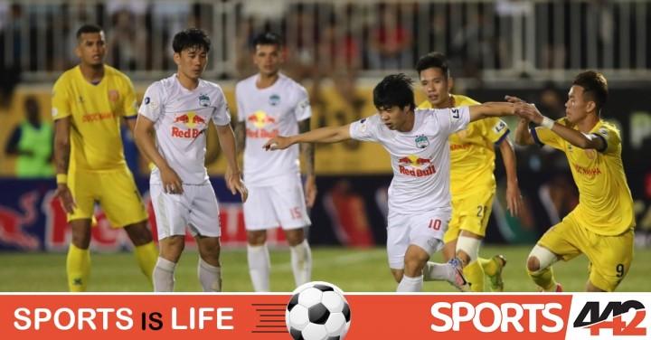 """Không phải HAGL, Nam Định mới là đội chơi """"bay"""" nhất V.League 2021 - Ảnh 1."""