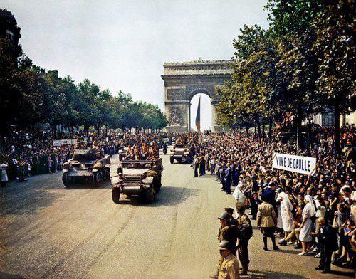Tướng Đức kháng lệnh Adolf Hitler, cứu Paris khỏi bị hủy diệt - Ảnh 1.