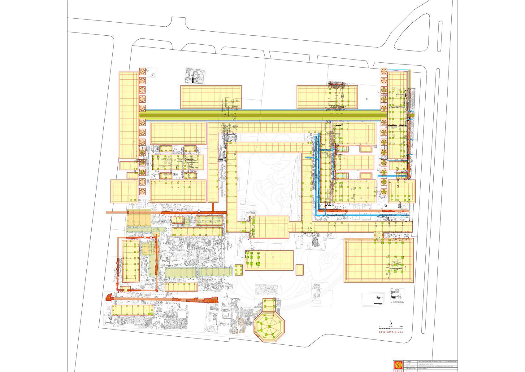"""Phát hiện """"chấn động"""" về hình thái kiến trúc cung điện thời Lý ở Hoàng thành Thăng Long (kỳ 1) - Ảnh 5."""