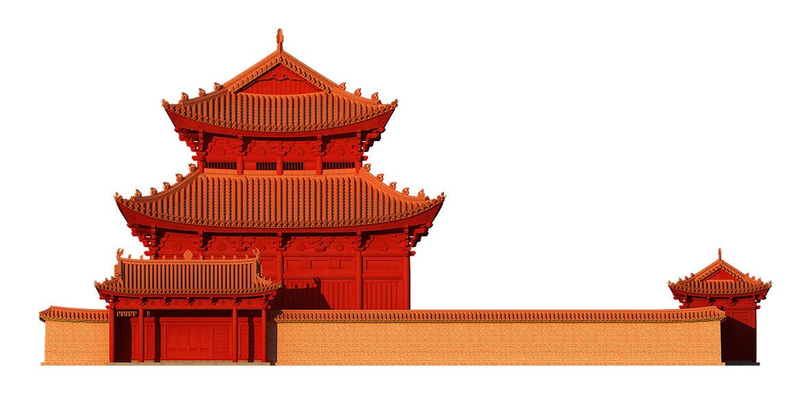 """Phát hiện """"chấn động"""" về hình thái kiến trúc cung điện thời Lý ở Hoàng thành Thăng Long (kỳ 1) - Ảnh 3."""