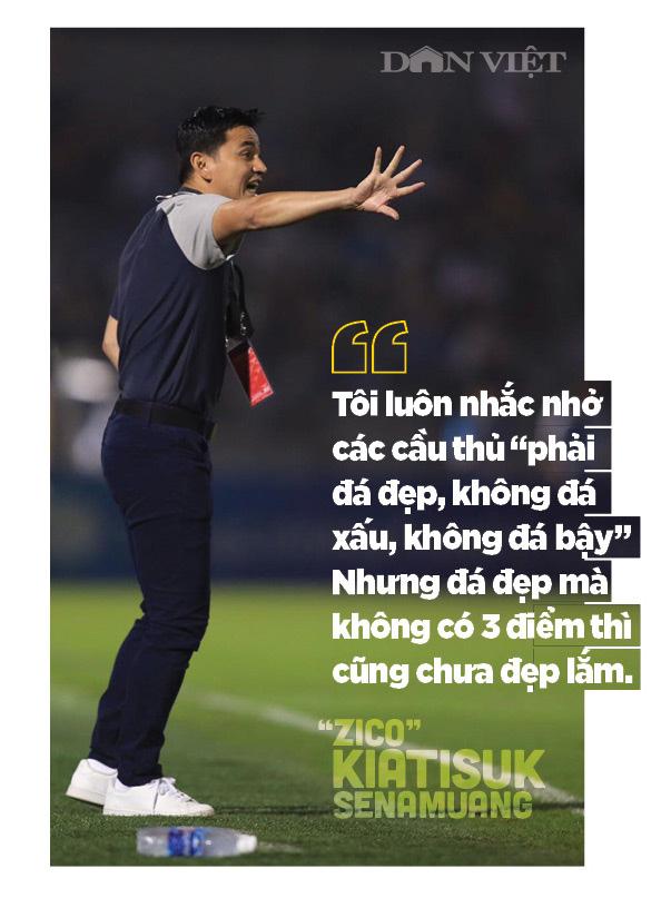 """""""Zico"""" Kiatisuk Senamuang: """"Tôi muốn cả thế giới biết đến HAGL"""" - Ảnh 4."""