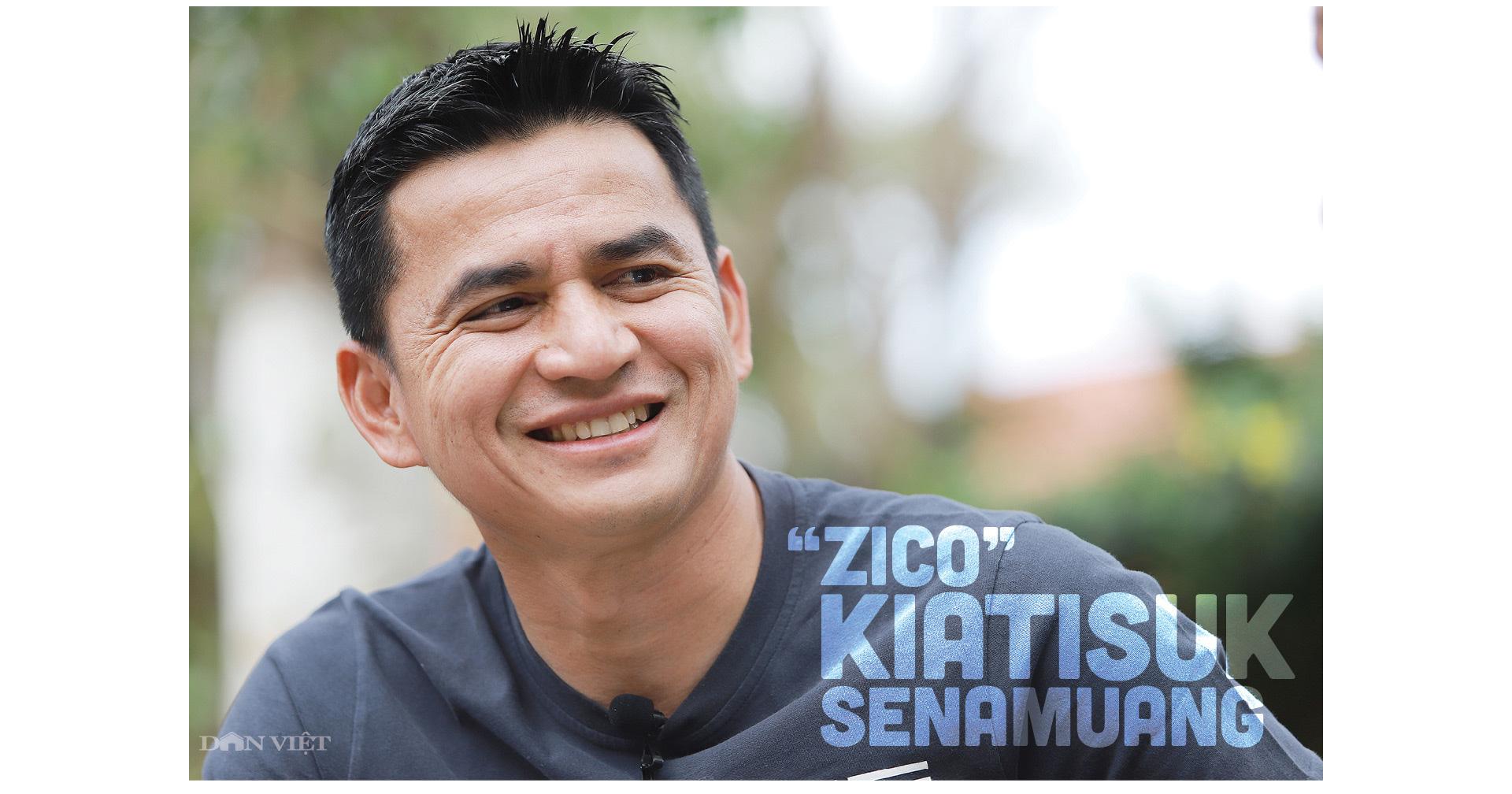 """""""Zico"""" Kiatisuk Senamuang: """"Tôi muốn cả thế giới biết đến HAGL"""" - Ảnh 7."""