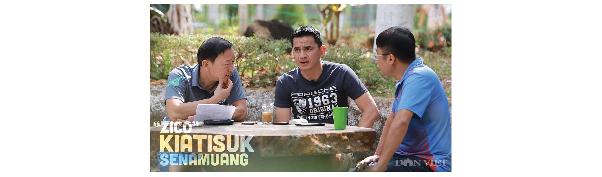 """""""Zico"""" Kiatisuk Senamuang: """"Tôi muốn cả thế giới biết đến HAGL"""" - Ảnh 9."""