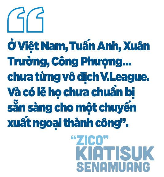 """""""Zico"""" Kiatisuk Senamuang: """"Tôi muốn cả thế giới biết đến HAGL"""" - Ảnh 10."""