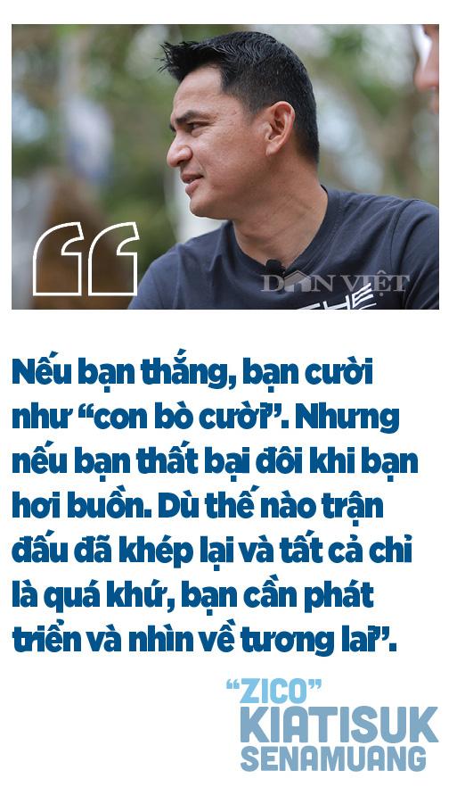 """""""Zico"""" Kiatisuk Senamuang: """"Tôi muốn cả thế giới biết đến HAGL"""" - Ảnh 12."""