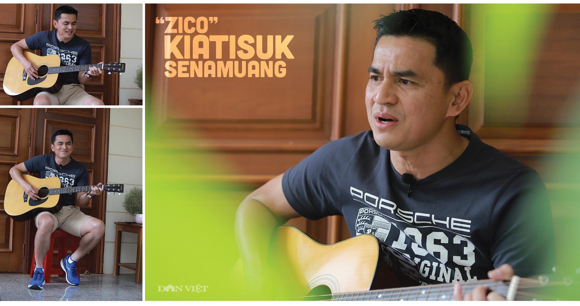 """""""Zico"""" Kiatisuk Senamuang: """"Tôi muốn cả thế giới biết đến HAGL"""" - Ảnh 15."""