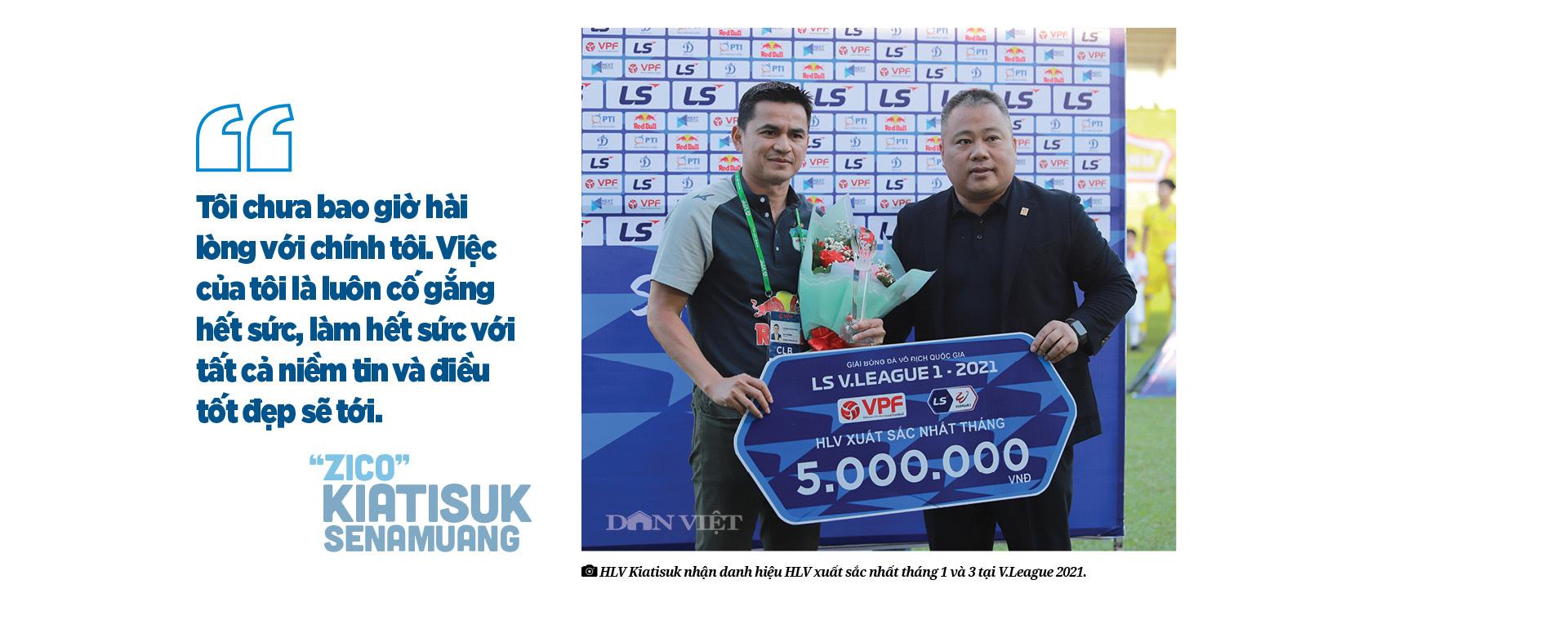 """""""Zico"""" Kiatisuk Senamuang: """"Tôi muốn cả thế giới biết đến HAGL"""" - Ảnh 17."""