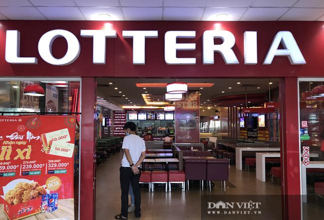 Thông tin mới nhất vụ Lotteria Việt Nam đóng cửa - Ảnh 1.
