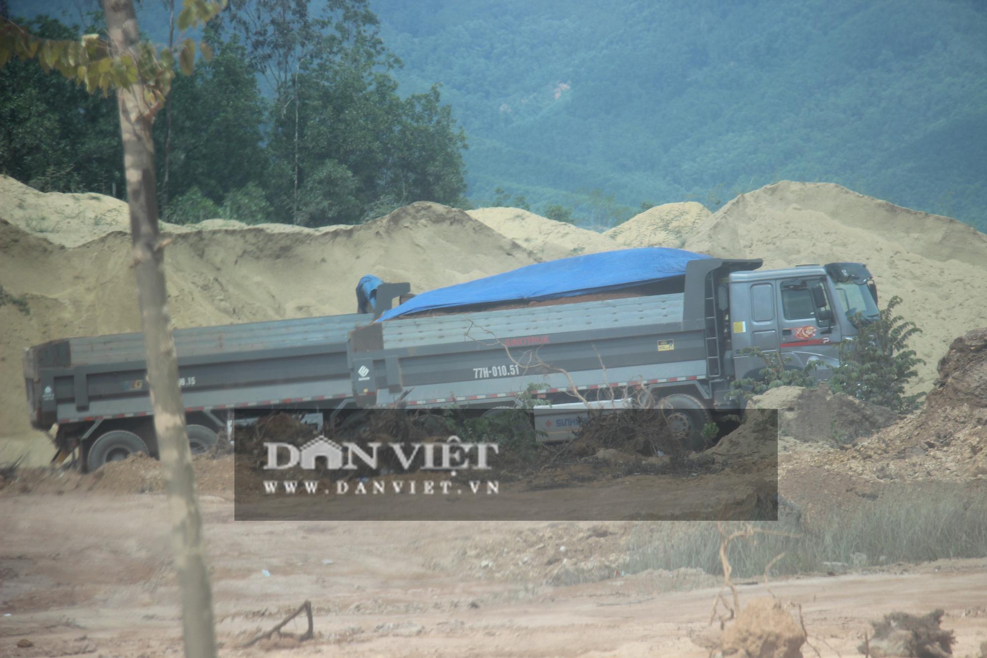 """Đoàn xe hổ vồ logo Bá Sanh Đường """"tung hoành"""" ở Thị xã Hoài Nhơn: Chẳng lẽ """"bó tay""""? - Ảnh 6."""