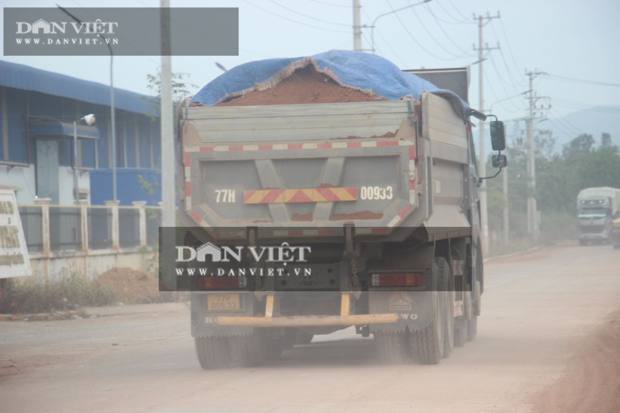 """Đoàn xe hổ vồ logo Bá Sanh Đường """"tung hoành"""" ở Thị xã Hoài Nhơn: Chẳng lẽ """"bó tay""""? - Ảnh 2."""