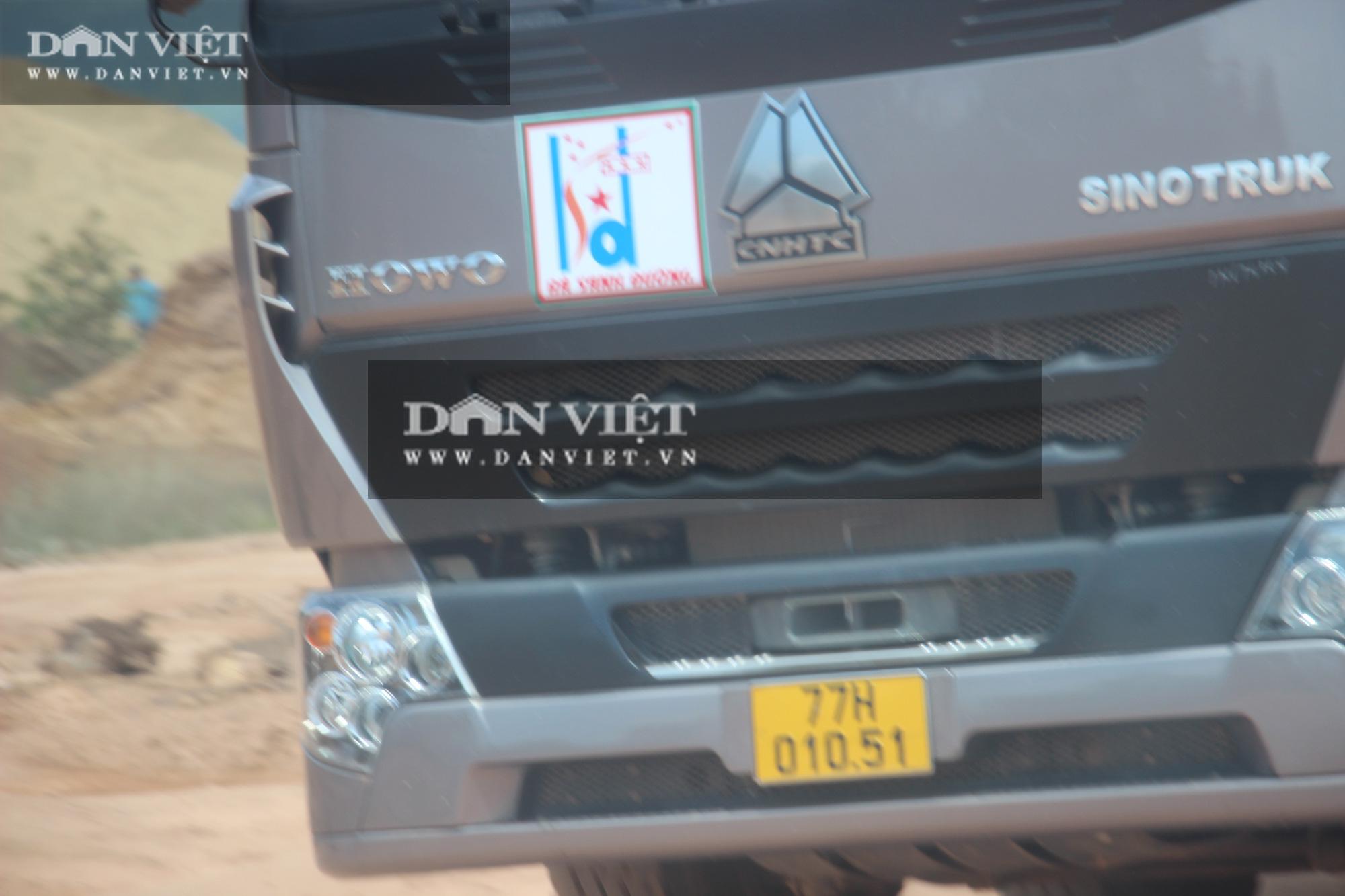 """Đoàn xe hổ vồ logo Bá Sanh Đường """"tung hoành"""" ở Thị xã Hoài Nhơn: Chẳng lẽ """"bó tay""""? - Ảnh 4."""