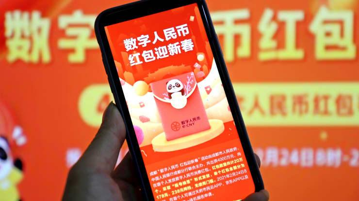 Trung Quốc muốn du khách quốc tế sử dụng đồng tệ số tại Thế vận hội Bắc Kinh 2022 - Ảnh 1.