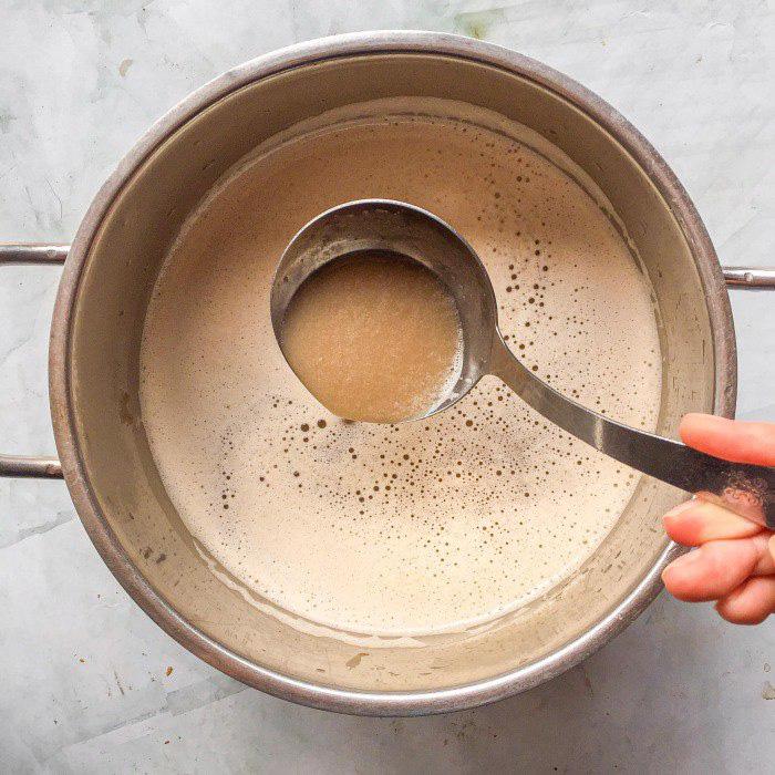 Muốn nấu canh cua nhiều gạch, ngọt đậm hãy học tuyệt chiêu này - Ảnh 7.