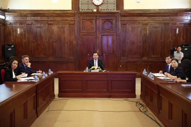 Tòa Phá án Pháp mong điều gì với Tòa Tối cao Việt Nam sau khi Covid-19 được kiểm soát? - Ảnh 1.