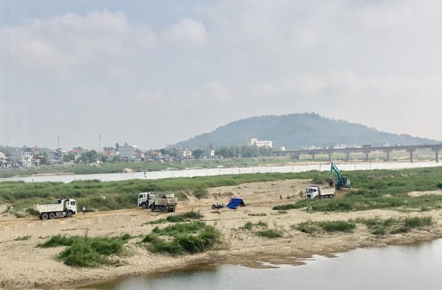 Quảng Ngãi: Sở TNMT phản hồi UBND tỉnh vụ kế hoạch đấu giá cát, sỏi có sai sót  - Ảnh 4.