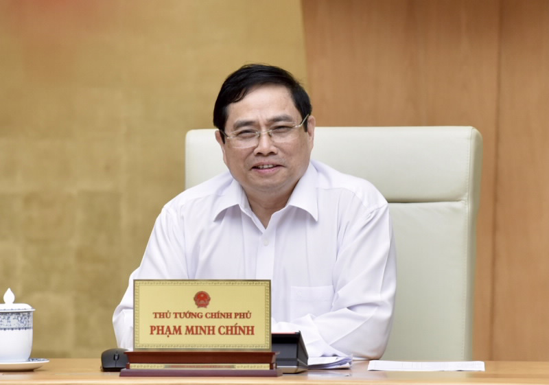 Thống đốc Nguyễn Thị Hồng mong Thủ tướng Phạm Minh Chính quan tâm chỉ đạo xử lý các ngân hàng 0 đồng - Ảnh 1.