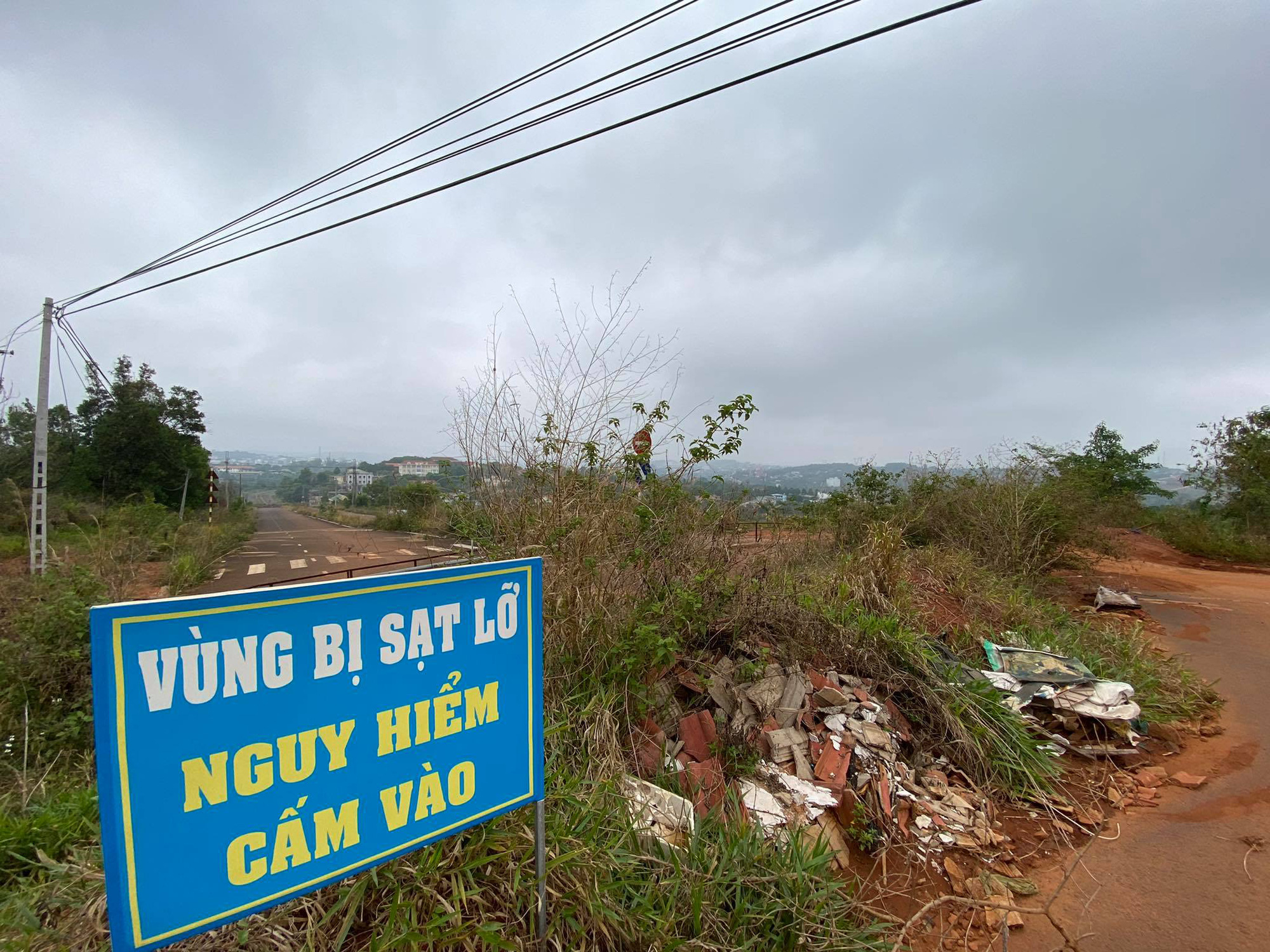 Gần 230 tỷ đồng xây dựng khu dân cư dọc tuyến đường sụt lún ở Đắk Nông? - Ảnh 2.