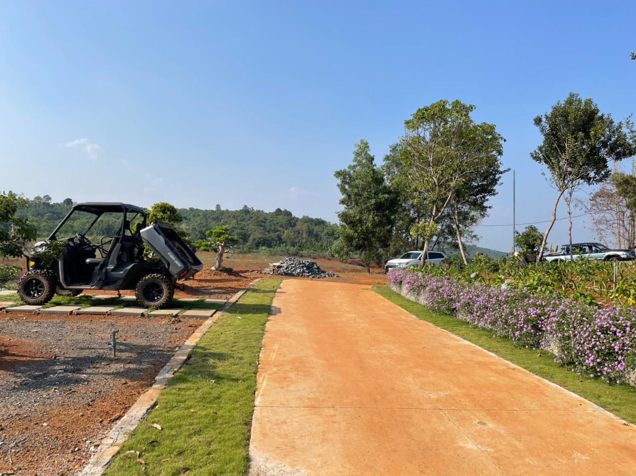 Đắk Nông: Công trình nghỉ dưỡng gần 1.000m2 lấn chiếm lòng hồ thuỷ điện  - Ảnh 3.