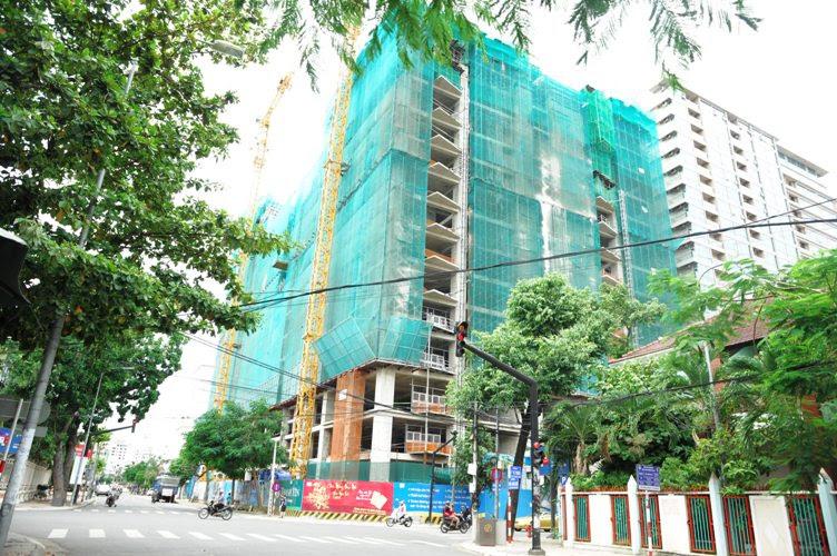 Khởi tố vụ án liên quan đến giao đất Trường chính trị Khánh Hòa - Ảnh 1.