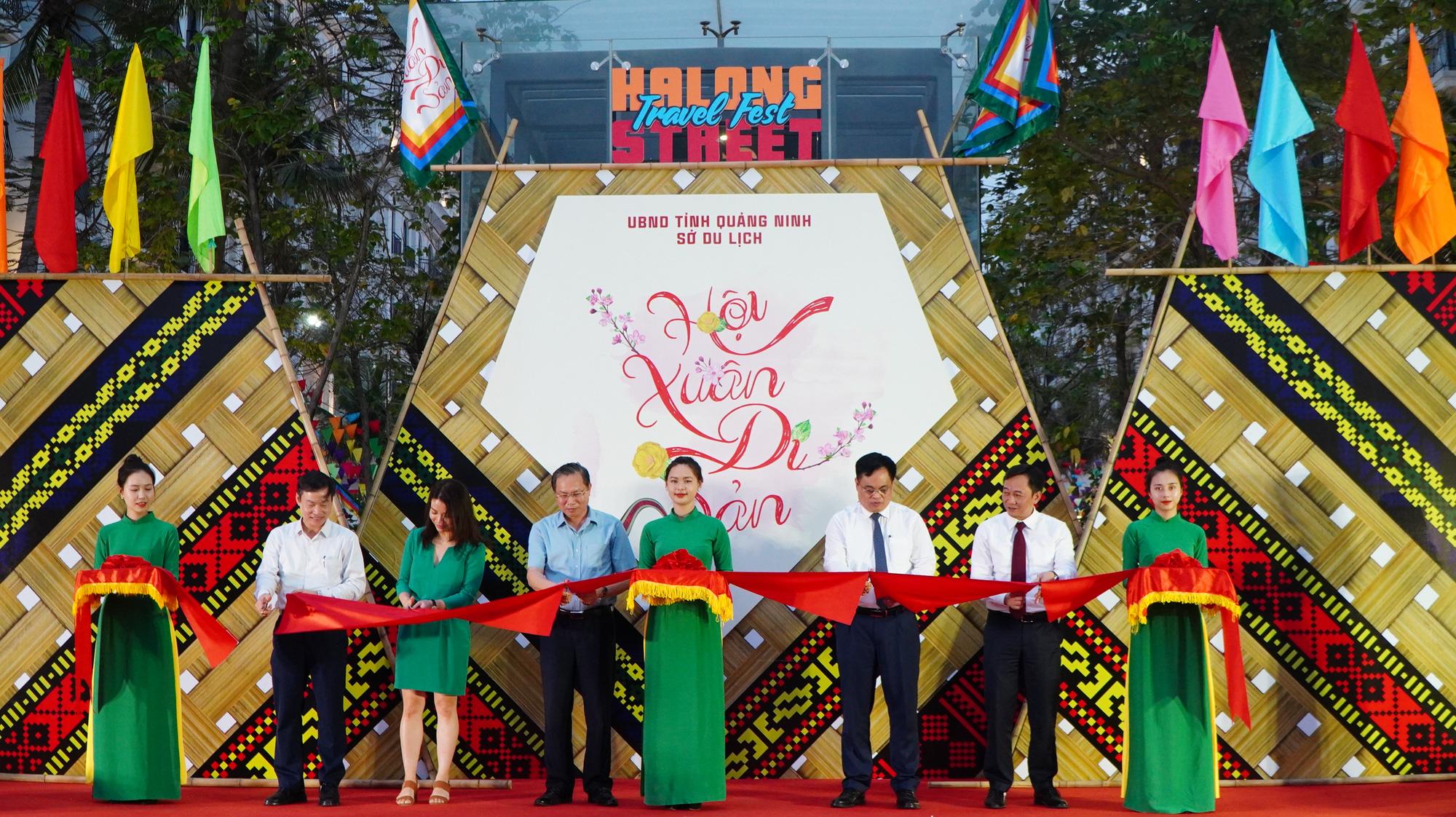 """Quảng Ninh: Khám phá 5 không gian vùng miền tại """"Hội Xuân di sản"""" Hạ Long - Ảnh 1."""