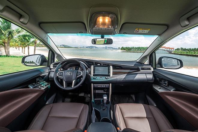 Toyota Innova, xe đa dụng cho người Việt, giá lăn bánh hiện tại bao nhiêu? - Ảnh 6.