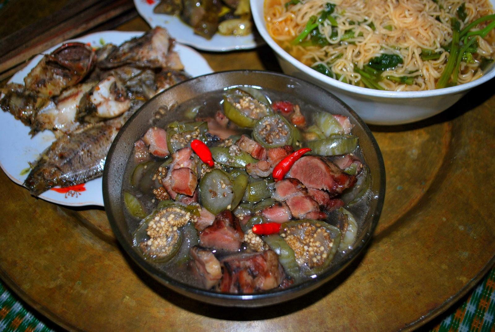 Kể chuyện làng: Lên Trường Sơn ăn món cà đắng của người Cơ Tu - Ảnh 5.