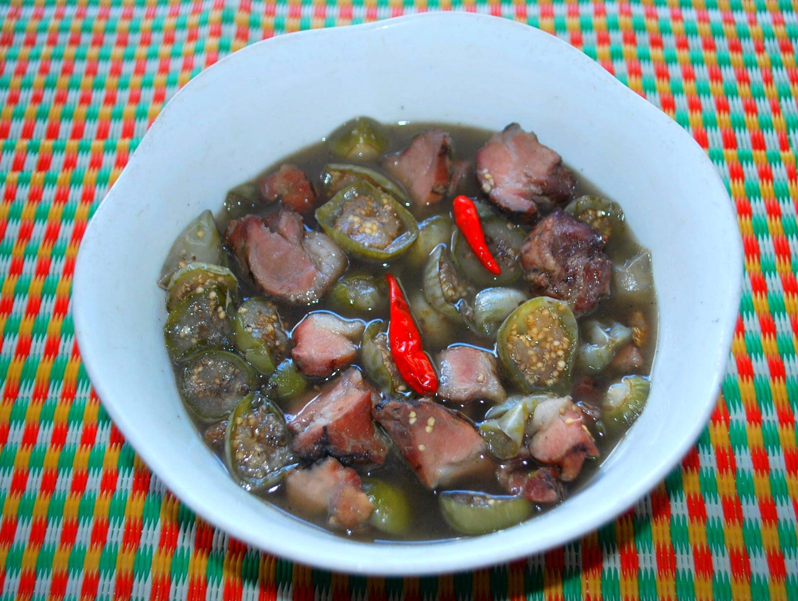 Kể chuyện làng: Lên Trường Sơn ăn món cà đắng của người Cơ Tu - Ảnh 6.