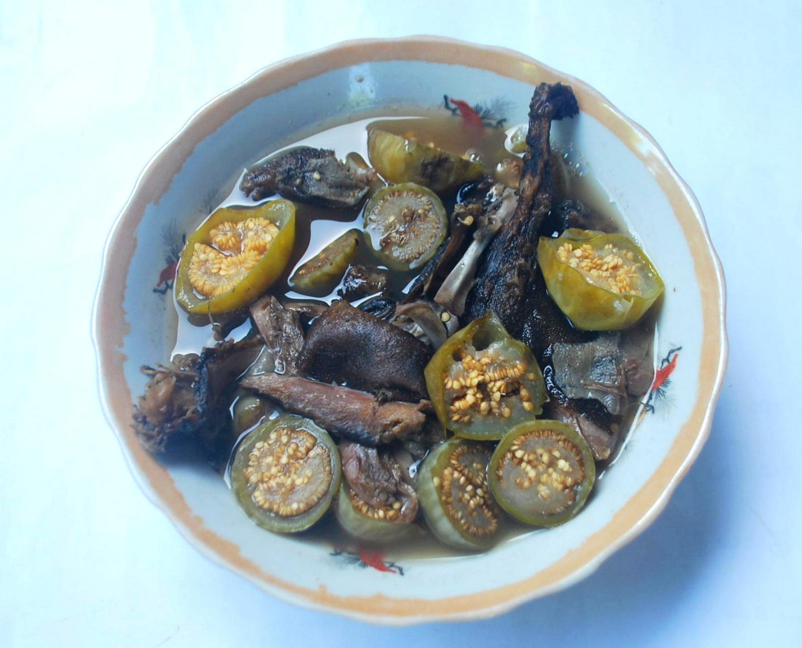 Kể chuyện làng: Lên Trường Sơn ăn món cà đắng của người Cơ Tu - Ảnh 7.