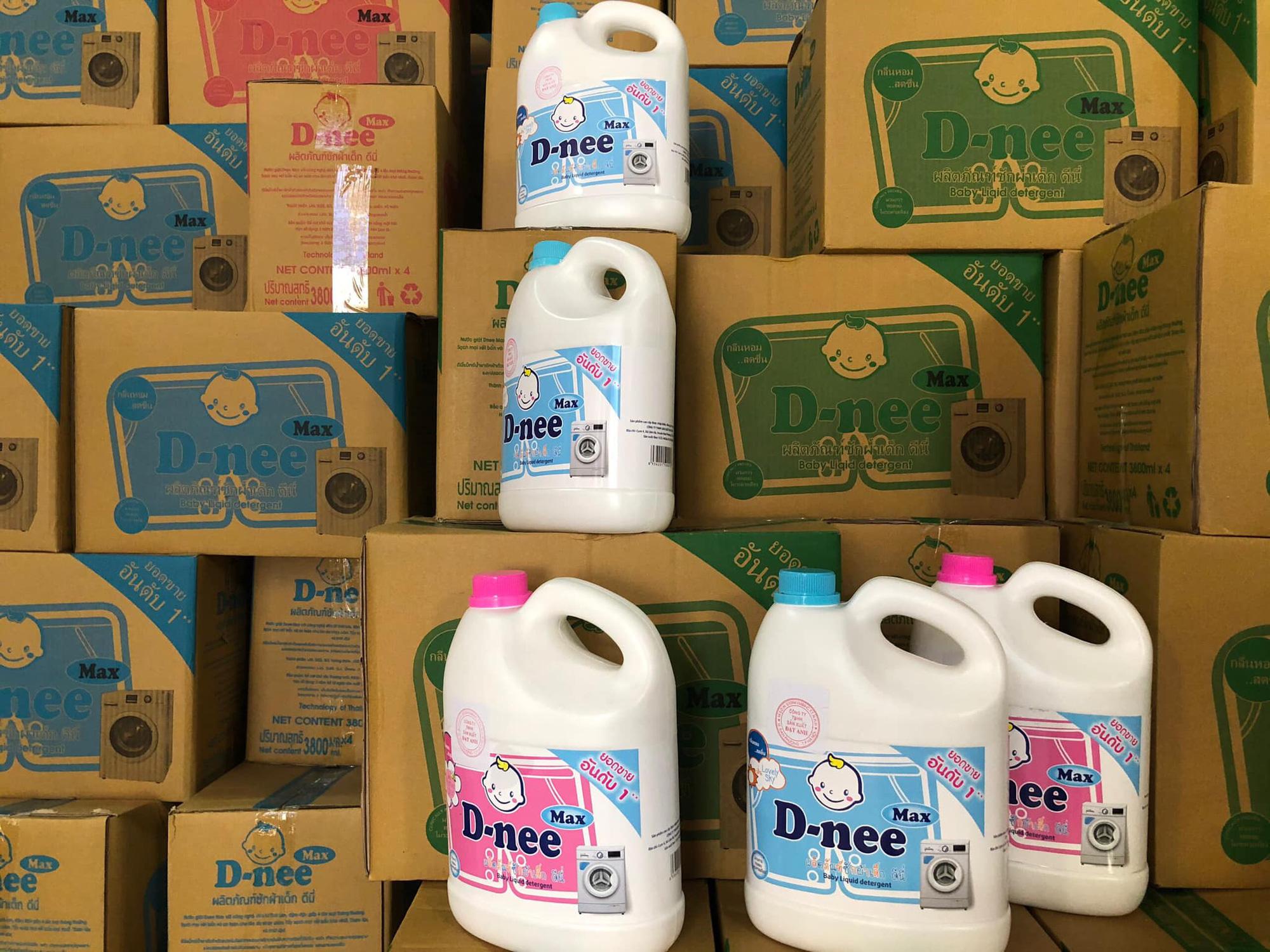Hà Nội: Triệt phá cơ sở sản xuất nước giặt giả mạo nhãn hiệu - Ảnh 1.