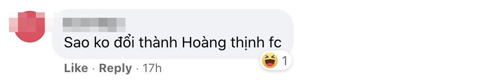 """CLB TP.HCM đổi tên, CĐV đề xuất ý tưởng... """"Ngô Hoàng Thịnh FC"""" - Ảnh 4."""