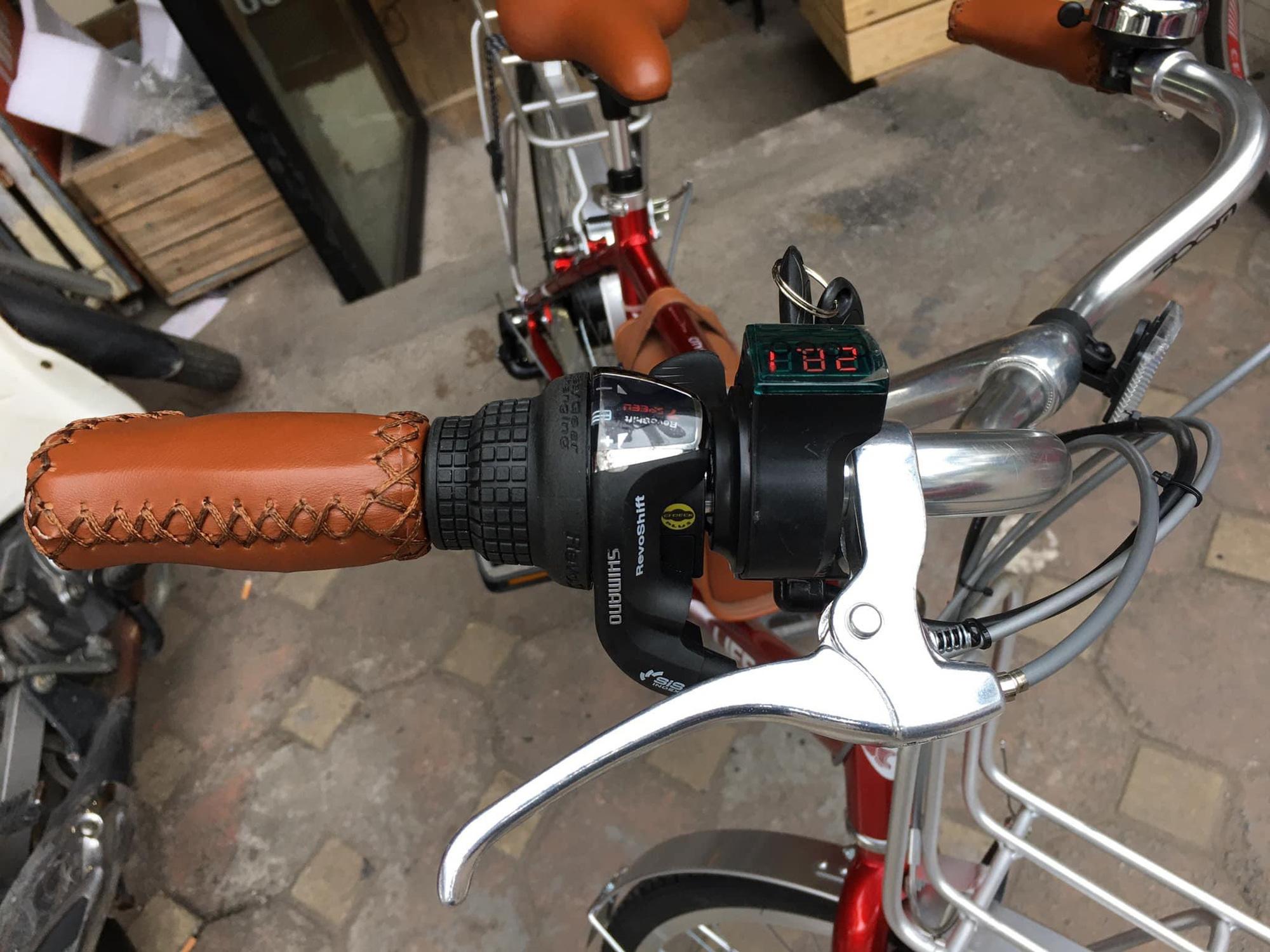 """Dân """"độ"""" xe tiết lộ 4 bước biến xe đạp cũ thành xe đạp trợ lực điện, chạy vù vù quanh Hồ Tây - Ảnh 7."""