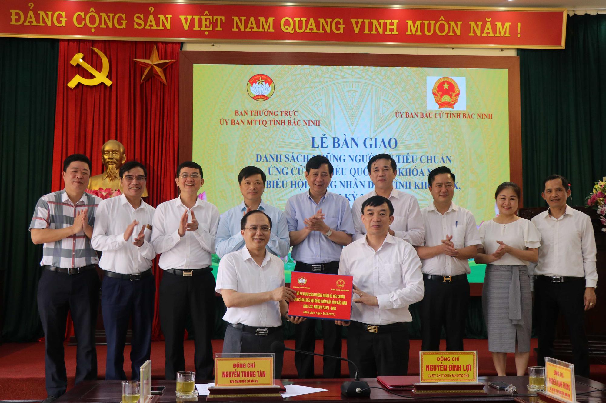 Bắc Ninh: Bí thư Tỉnh ủy Đào Hồng Lan đủ tiêu chuẩn ứng cử đại biểu Quốc hội khóa XV - Ảnh 2.