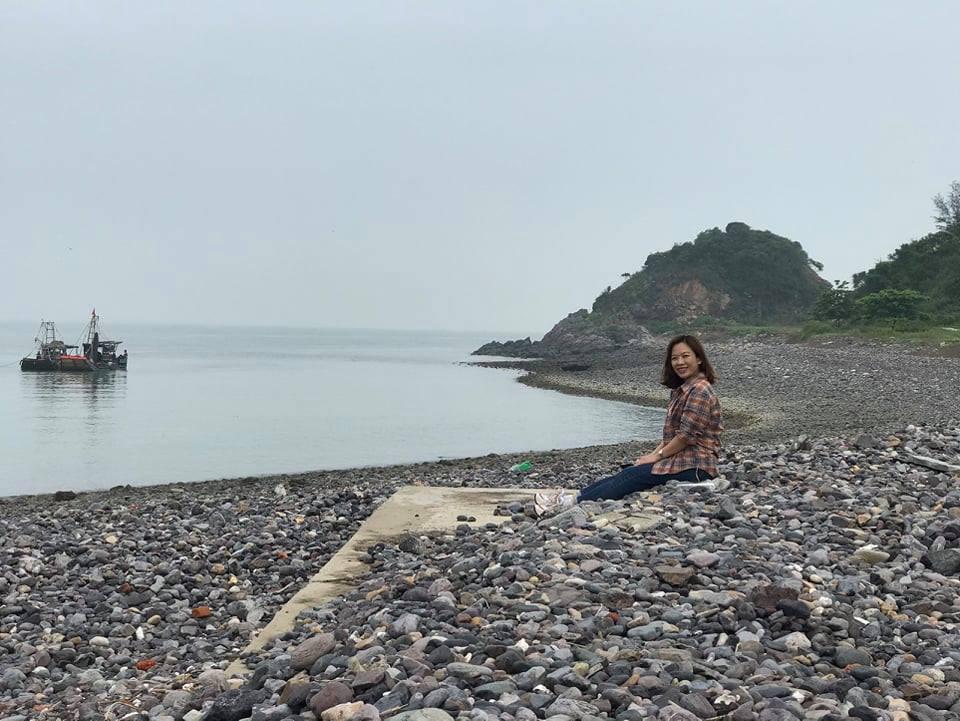 Nghệ An: Ngỡ ngàng trước vẻ đẹp của ngôi chùa cổ 800 năm tuổi nằm trên một hòn đảo ở Cửa Lò - Ảnh 19.