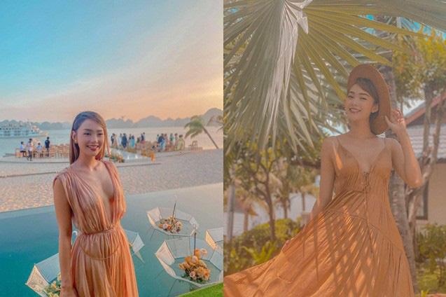 Gu thời trang táo bạo, cực kỳ ấn tượng của nữ ca sĩ Minh Hằng - Ảnh 3.