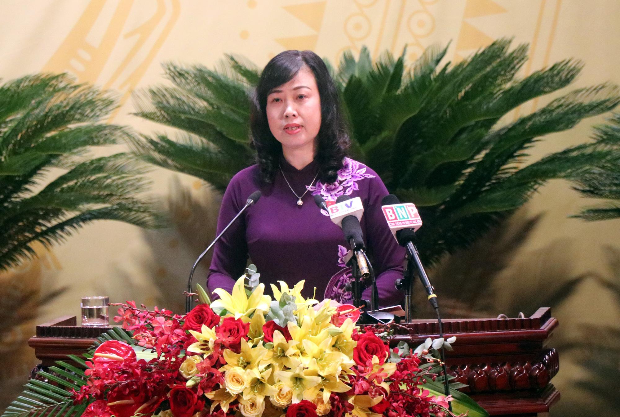 Bắc Ninh: Bí thư Tỉnh ủy Đào Hồng Lan đủ tiêu chuẩn ứng cử đại biểu Quốc hội khóa XV - Ảnh 1.