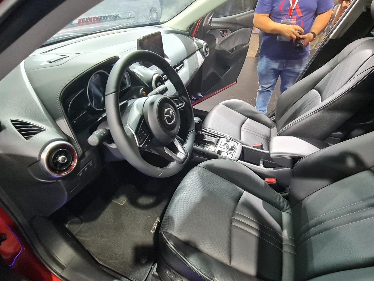 """Quảng Nam: Tỷ phú Trần Bá Dương ra dòng xe Mazda CX-30 """"thế hệ mới - đẳng cấp mới"""".   - Ảnh 5."""
