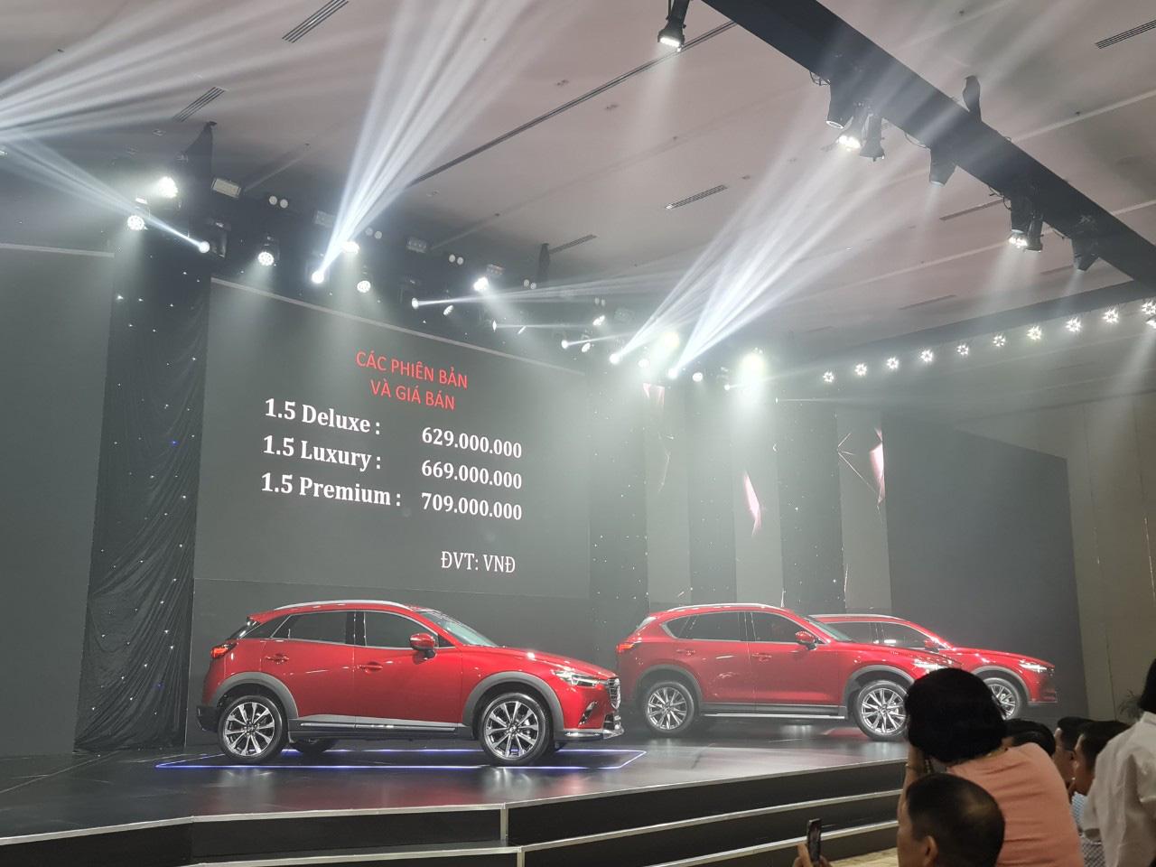 """Quảng Nam: Tỷ phú Trần Bá Dương ra dòng xe Mazda CX-30 """"thế hệ mới - đẳng cấp mới"""".   - Ảnh 2."""